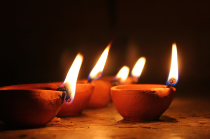 In The News: Celebrating Diwali, The Festival Of Lights » Oil Lamps
