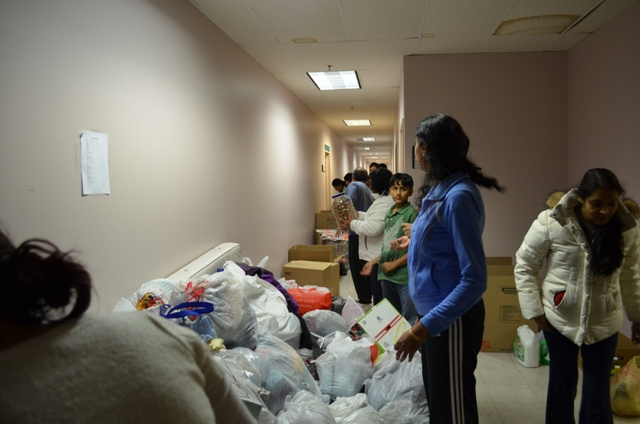 IAHV Hurricane Sandy Relief